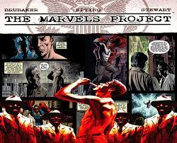 Simon Says: The Marvels Project