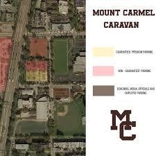 Mount Carmel My Chart Mount Carmel High School 2019 Football Season Ticket And