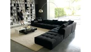 Black sectional couches Fabric Sectional Living Black Sectional Couches For Sale Full Size Jmgconsultantsinfo Decoration Black Sectional Couch