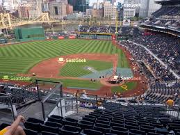 Pnc Park Pirates Seating Chart Pnc Park Section 236 Seat Views Seatgeek