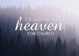 Music video by dani and lizzy performing dancing in the sky. 7 Songs About Heaven For Church Brittani Scott Blog