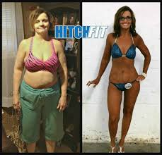 vickie before and after front logo
