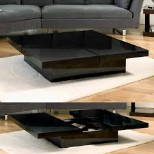 dwell basso four block coffee table