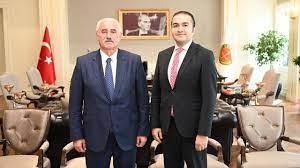 TRT Yönetim Kurulu Başkanı Albayrak'tan Yargıtay'a Ziyaret - Son Dakika  Haberleri
