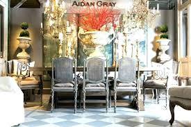 gray table lamps lighting grey home furniture and d cor aidan chandelier gray lighting chandelier aidan