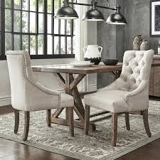 tufted parsons chair dining chairs set of 2 espresso paragonit