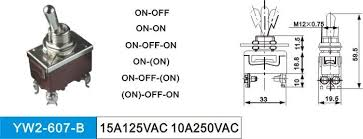4 pin dpst switch wiring diagram double switch wiring diagram Dpdt On Off On Switch Diagram dpdt 4 pins silver contacts big current high quality toggle switch dpdt on/off/on switch wiring