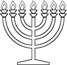 Small Picture Menorah Colouring Page Part 3 Free Resource For Teaching