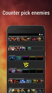 easy pick for dota 2 android apps on google play