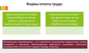 дипломная презентация по организации учета труда и его оплаты 135 Трудового кодекса РФ 4
