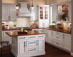 kraftmaid autumn blush kitchen