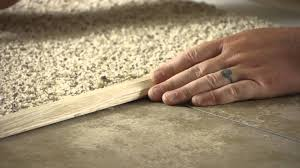 How to Go From Carpet to Tile Carpet Installation & Repairs
