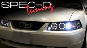 specdtuning installation video 1999 2004 mustang projector specdtuning installation video 1999 2004 mustang projector headlight installation video