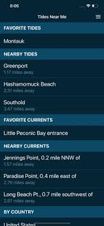 Tide Chart Long Beach Wa Tides Near Me On The App Store