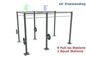 diy free standing pull up bar top power tower exercise equipment comparison chart diy free standing