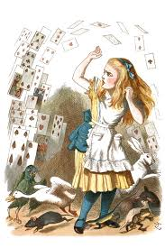 alice in wonderland chapter 12