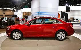2014 Chevrolet Cruze Diesel First Look - Automobile Magazine