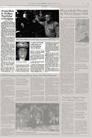 Arrests Made In '92 Blaze That Killed A Firefighter - The New York Times