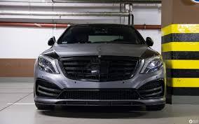 Prior Design W222 Mercedes Benz Prior Design S 63 Amg W222 Pd800s 21