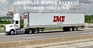 lakeville motor express tracking track and trace lakeville motor express courier parcels shipment