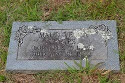 Maud Velma Sims Stamps (1889-1969) - Find A Grave Memorial