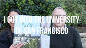 college admissions process vlog 20 university of san francisco college admissions process vlog 20 university of san francisco acceptance scholarship reaction