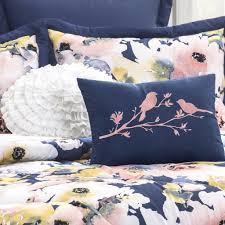 watercolor bedding design