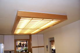 fluorescent lighting decorative kitchen fluorescent light covers