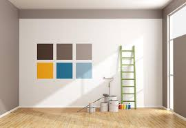 below are the types of interior paint finishes that can be used in your home and a segment about each finish