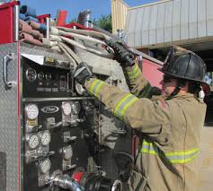 Engine Company Operations Simplifying The Hose Stretch With