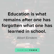 70 Quotes About Education And The Power Of Learning 2019