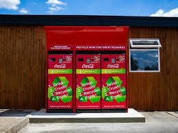 Reverse Vending Machines Magnificent CocaCola GB To Launch Reverse Vending Machine Initiative