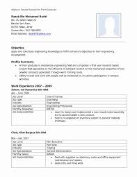 Resume Format For Bba Graduates Awesome View Larger Fresher Resume