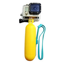 bobber floating hand grip for gopro hero cameras