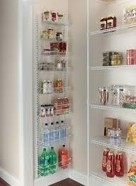 ... ClosetMaid Adjustable 8 Tier Wall Pantry Door Rack Organizers Ideas:  Modern Pantry Door ...