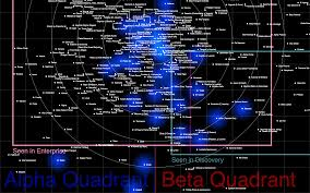 The Part Of The Star Charts That Became Canon
