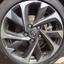Toyota 75183MG OEM Wheel   4261112D10   OEM Original Alloy Wheel