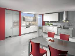 Modern Two-Tone Kitchen Cabinets #159 (Alno.com, Kitchen-Design
