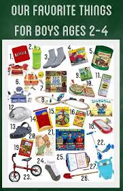 Gift Ideas for 2,3,4 year old boys Our Favorite Things Boys Ages 2-4, Little Boy | Liam
