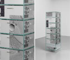recycled vespa office chairs. Ore Streams: Studio Formafantasma Creates Striking Furniture From Salvaged E-waste Recycled Vespa Office Chairs