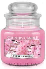 "<b>Ароматическая свеча</b> ""Цветущая вишня"" (банка) - Country Candle ..."