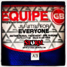 Theres A Storm Coming Gracie Barra And Storm Kimonos