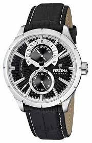 Наручные <b>часы FESTINA</b> F16573/3 — купить по выгодной цене ...