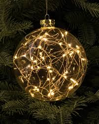 ... LED Fairy Light Ornaments, ...