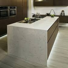 most expensive countertops medium size of kitchen waterfall quartz island overhang contemporary granite edges typically least