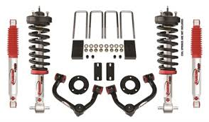 Rancho Has New 3 Inch Suspension System For Ford F 150