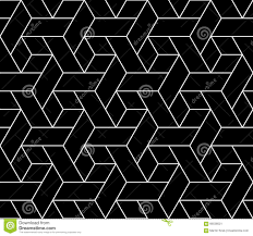 Trippy Patterns Beauteous Vector Modern Seamless Geometry Pattern Trippy Black And White