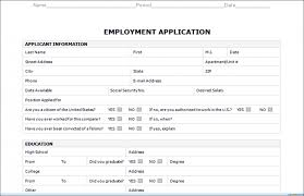 Truck Driver Application Form Template Employment Application Form