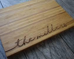 cutting boards etsy