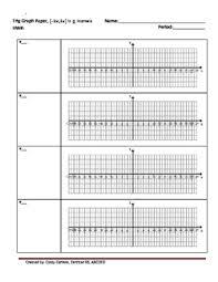 Blank Trig Chart Graphing Trig Functions Graph Paper Sada Margarethaydon Com